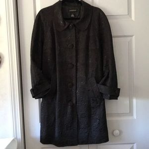Lane Bryant overcoat size 18